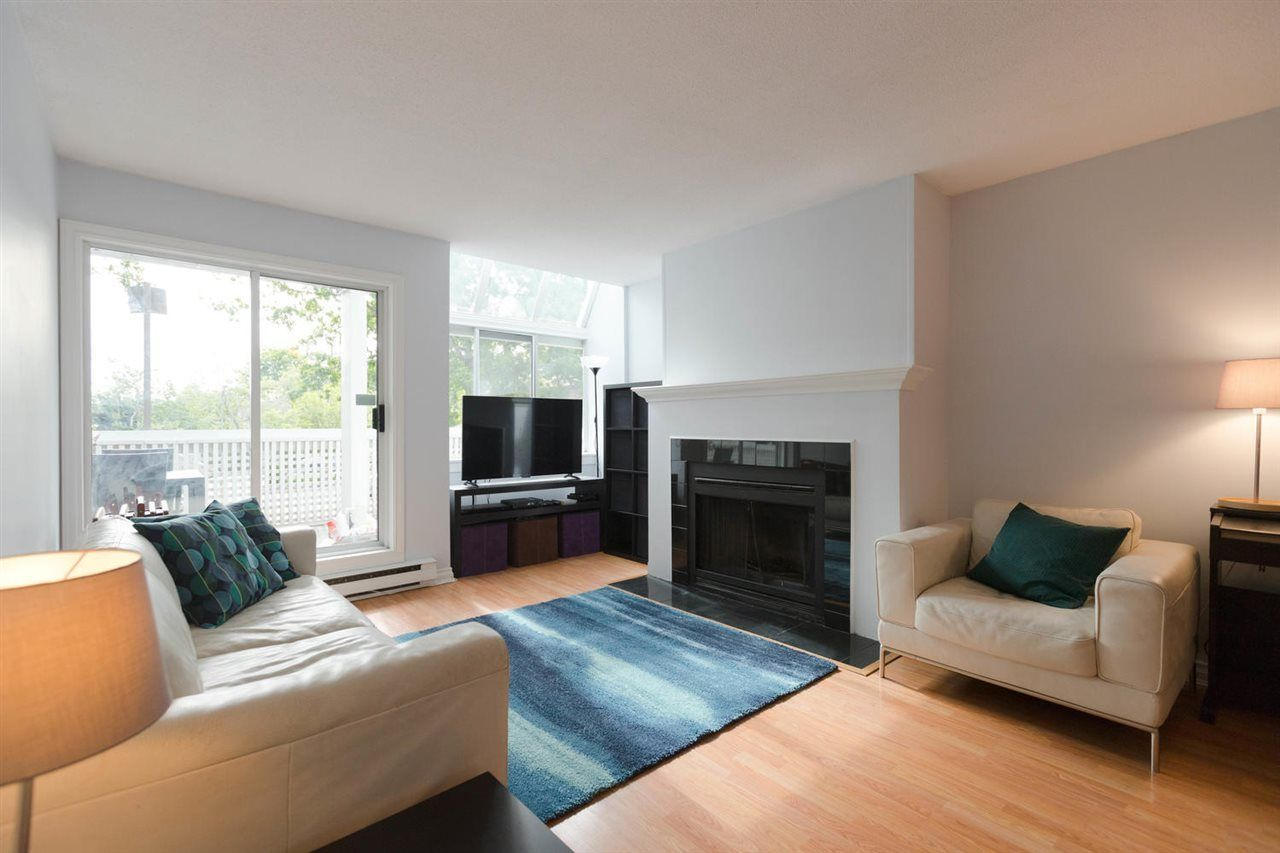 "Main Photo: 120 7751 MINORU Boulevard in Richmond: Brighouse South Condo for sale in ""CANTERBURY COURT"" : MLS®# R2273101"