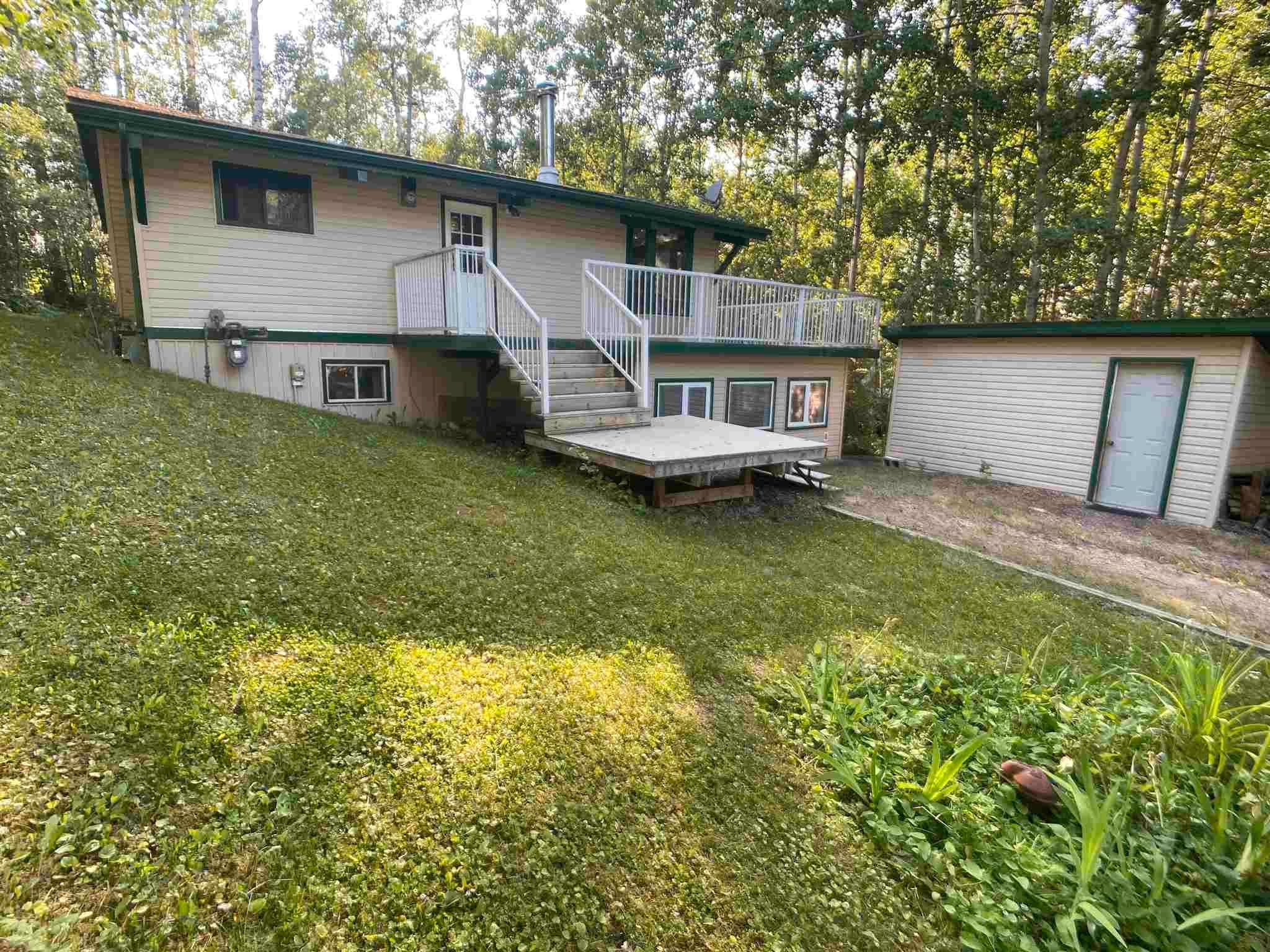 Main Photo: 6 Hazel Avenue: Rural Lac Ste. Anne County House for sale : MLS®# E4240805