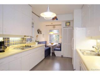 Photo 6: 97 Kingsway in WINNIPEG: River Heights / Tuxedo / Linden Woods Residential for sale (South Winnipeg)  : MLS®# 1426586