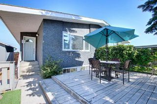 Photo 2: 412 33 Avenue NE in Calgary: Winston Heights/Mountview Semi Detached for sale : MLS®# A1068062