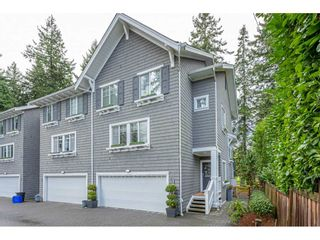 Photo 1: 26 253 171 STREET in Surrey: Pacific Douglas Townhouse for sale (South Surrey White Rock)  : MLS®# R2523156