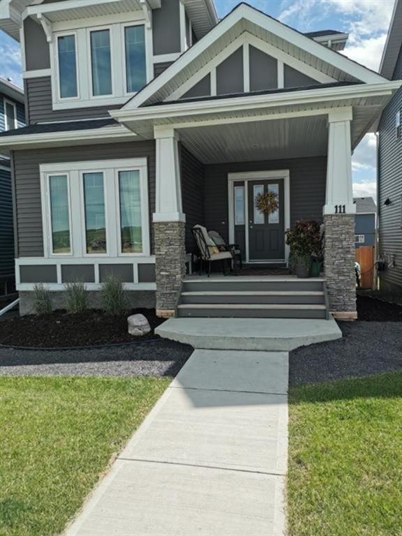 FEATURED LISTING: 111 River Heights Drive Cochrane