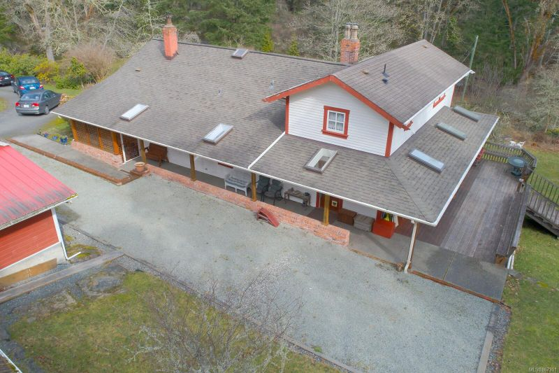 FEATURED LISTING: 5118 Old West Saanich Rd Saanich