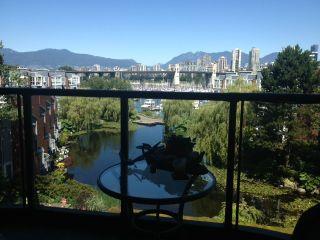 Photo 11: # 424 1515 W 2ND AV in Vancouver: False Creek Condo for sale (Vancouver West)  : MLS®# V1075149