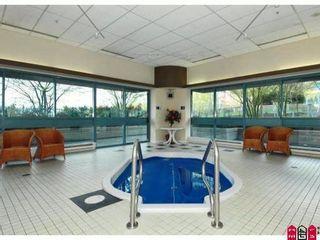 """Photo 9: 808 13353 108TH Avenue in Surrey: Whalley Condo for sale in """"CORNERSTONE 2"""" (North Surrey)  : MLS®# F1215598"""