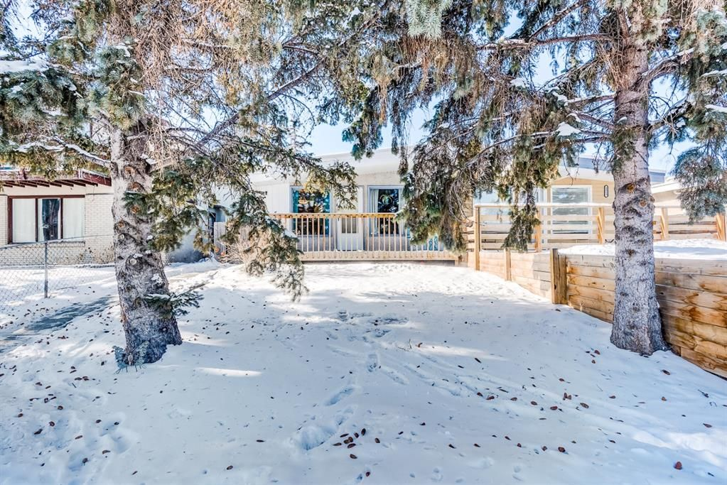Main Photo: 2015 40 Street SE in Calgary: Forest Lawn Semi Detached for sale : MLS®# A1068609