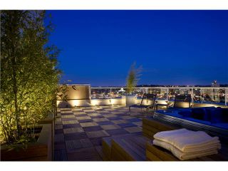 "Photo 1: # 3801 1199 MARINASIDE CR in Vancouver: Yaletown Condo for sale in ""AQUARIUS"" (Vancouver West)  : MLS®# V920696"
