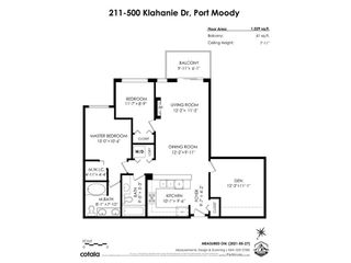 """Photo 40: 211 500 KLAHANIE Drive in Port Moody: Port Moody Centre Condo for sale in """"TIDES"""" : MLS®# R2587410"""