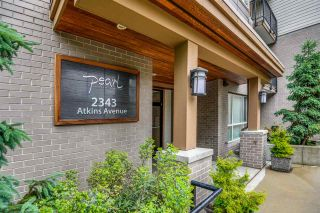 "Photo 2: 301 2343 ATKINS Avenue in Port Coquitlam: Central Pt Coquitlam Condo for sale in ""PEARL"" : MLS®# R2372122"