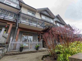 """Photo 1: 19 55 HAWTHORN Drive in Port Moody: Heritage Woods PM Townhouse for sale in """"Cobalt Sky by Parklane"""" : MLS®# R2584728"""