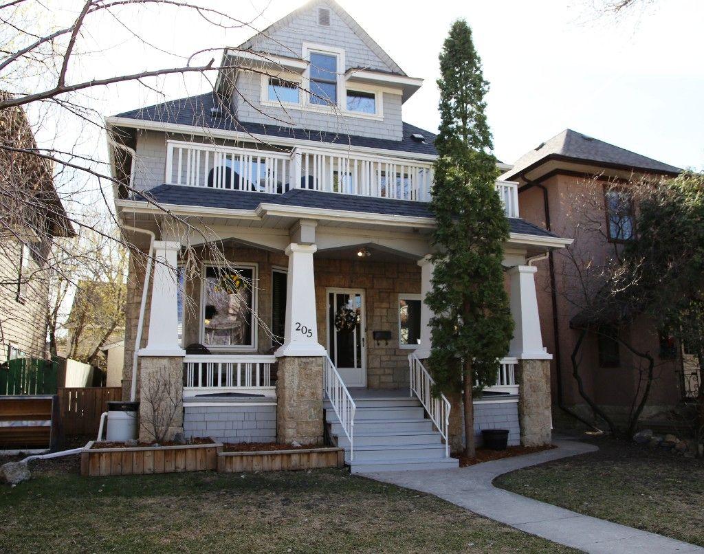 Photo 31: Photos: 205 Lenore Street in Winnipeg: Wolseley Single Family Detached for sale (5B)  : MLS®# 1710671