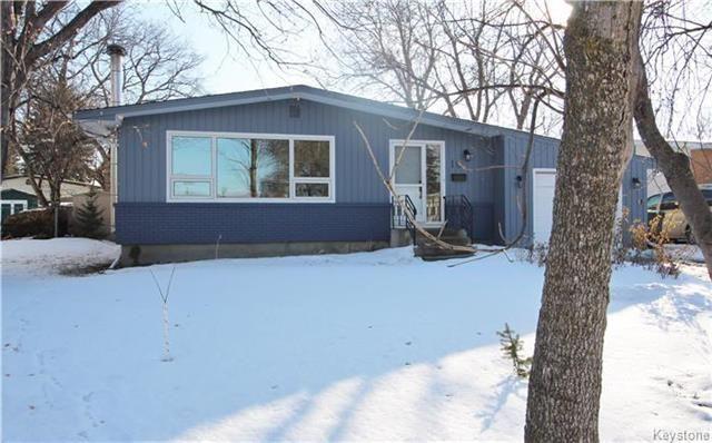Main Photo: 10 Hollingsworth Avenue in Winnipeg: Crestview Residential for sale (5H)  : MLS®# 1801449