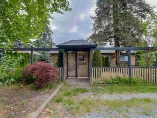 Photo 1: 3358 RALEIGH Street in Port Coquitlam: Woodland Acres PQ House for sale : MLS®# R2575014