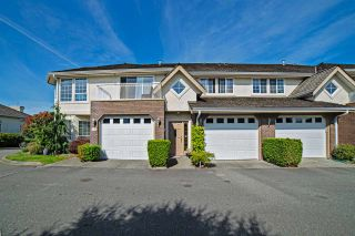 """Photo 1: 45 31450 SPUR Avenue in Abbotsford: Abbotsford West Townhouse for sale in """"Lakepointe Villas"""" : MLS®# R2075766"""