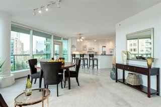 Photo 10: 604 837 2 Avenue SW in Calgary: Eau Claire Apartment for sale : MLS®# C4268169