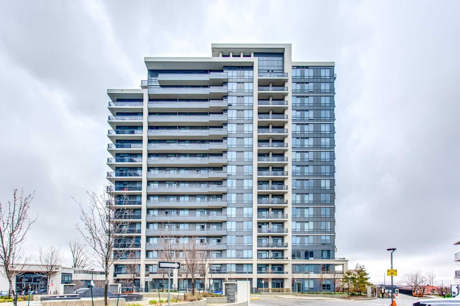 Main Photo: 85 North Park Rd 814 in Vaughan: Condo for sale : MLS®# N4431037