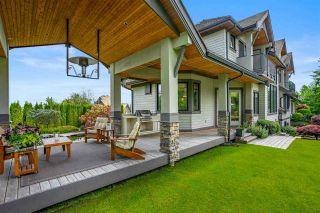 "Photo 34: 15910 HUMBERSIDE Avenue in Surrey: Morgan Creek House for sale in ""Morgan Creek"" (South Surrey White Rock)  : MLS®# R2462332"