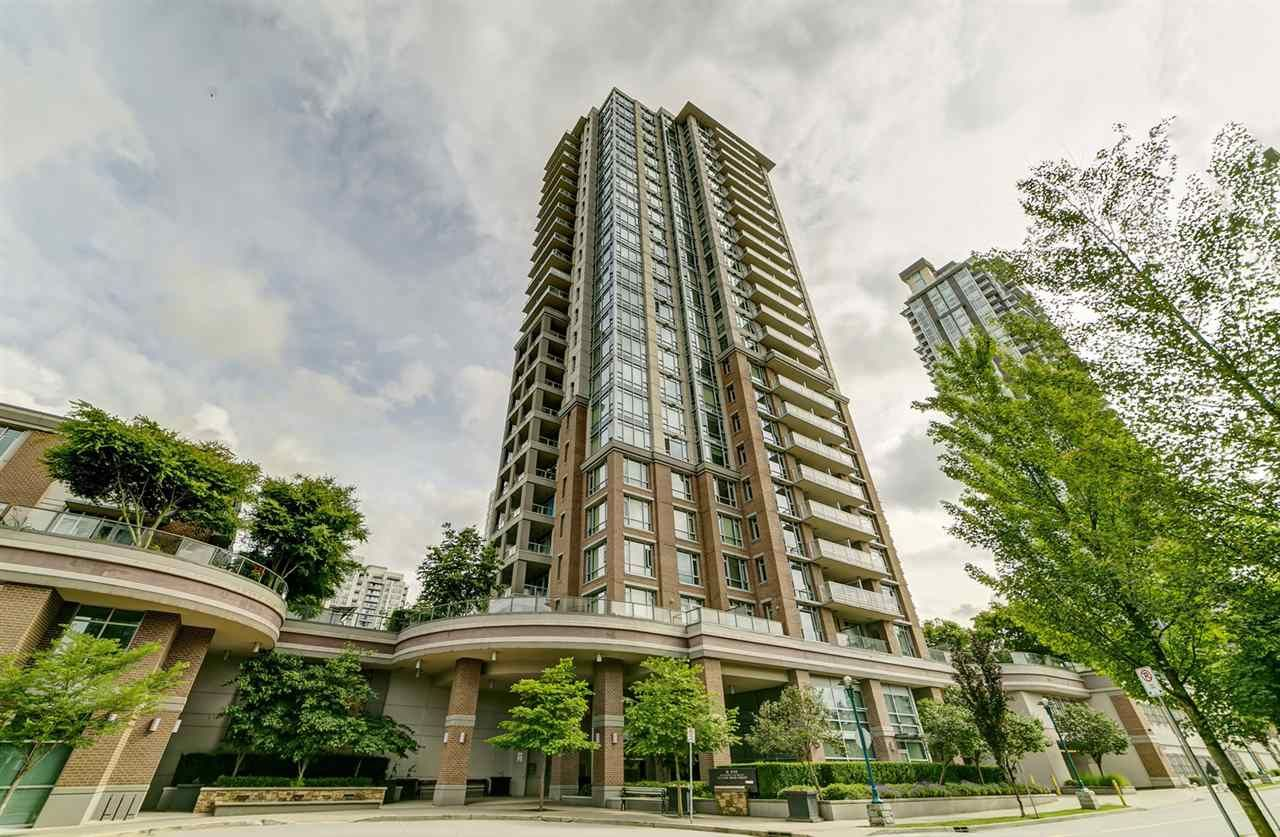 """Main Photo: 2102 1155 THE HIGH Street in Coquitlam: North Coquitlam Condo for sale in """"M1 by Cressey"""" : MLS®# R2474151"""