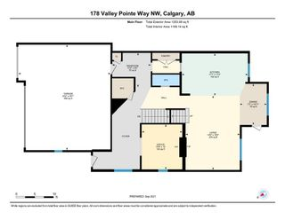 Photo 48: Spacious and Beautiful Valley Ridge Home backing out on to the Ravine