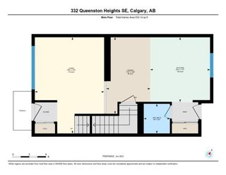 Photo 41: 332 Queenston Heights SE in Calgary: Queensland Row/Townhouse for sale : MLS®# A1114442