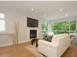 """Photo 3: # 1 1466 EVERALL ST: White Rock Townhouse for sale in """"THE FIVE"""" (South Surrey White Rock)  : MLS®# F1313640"""