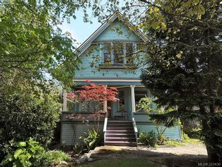 Photo 1: 615 Harbinger Ave in VICTORIA: Vi Fairfield West House for sale (Victoria)  : MLS®# 640370