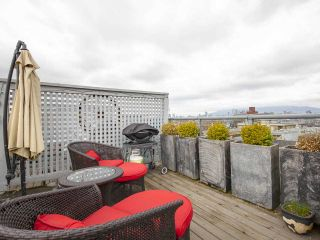 """Photo 18: 303 2688 WATSON Street in Vancouver: Mount Pleasant VE Townhouse for sale in """"Tala Vera"""" (Vancouver East)  : MLS®# R2152269"""