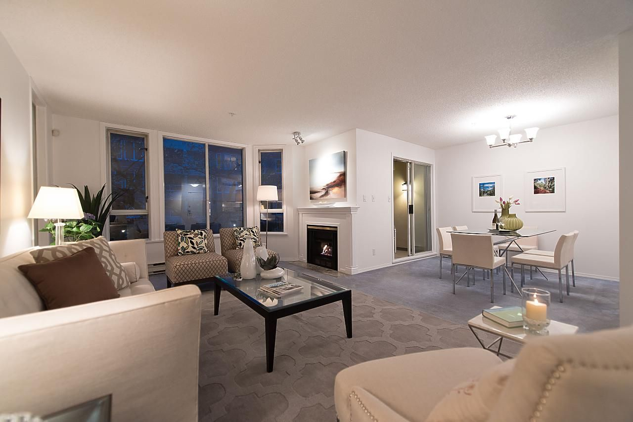"""Main Photo: 211 1230 HARO Street in Vancouver: West End VW Condo for sale in """"1230 HARO"""" (Vancouver West)  : MLS®# R2152653"""