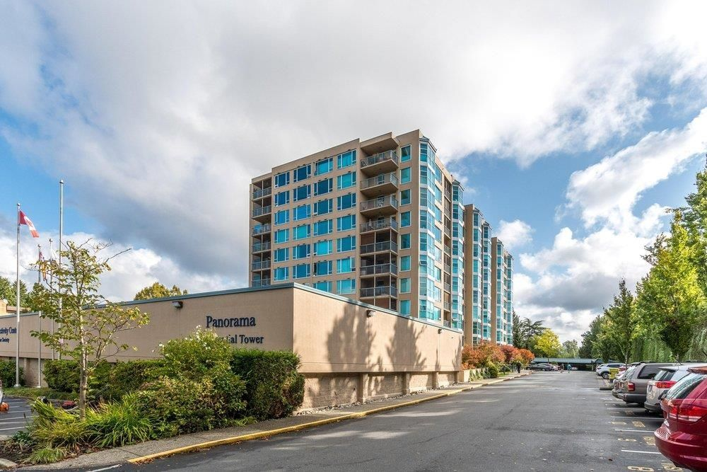 """Main Photo: 704 12148 224 Street in Maple Ridge: East Central Condo for sale in """"Panorama"""" : MLS®# R2622635"""