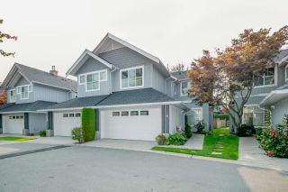 "Photo 1: 35 3555 WESTMINSTER Highway in Richmond: Terra Nova Townhouse for sale in ""SOMONA"" : MLS®# R2295997"