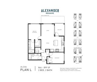 """Photo 2: A108 20834 80 Avenue in Langley: Willoughby Heights Condo for sale in """"Alexander Square Phase 1"""" : MLS®# R2536033"""