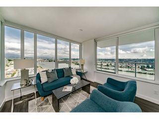 "Photo 2: 3201 908 QUAYSIDE Drive in New Westminster: Quay Condo for sale in ""RIVERSKY 1"" : MLS®# R2407738"