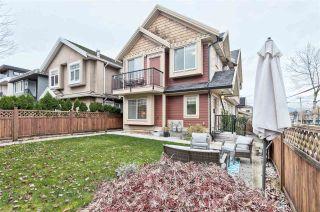 Photo 32: 1991 CASSIAR Street in Vancouver: Renfrew VE 1/2 Duplex for sale (Vancouver East)  : MLS®# R2525566