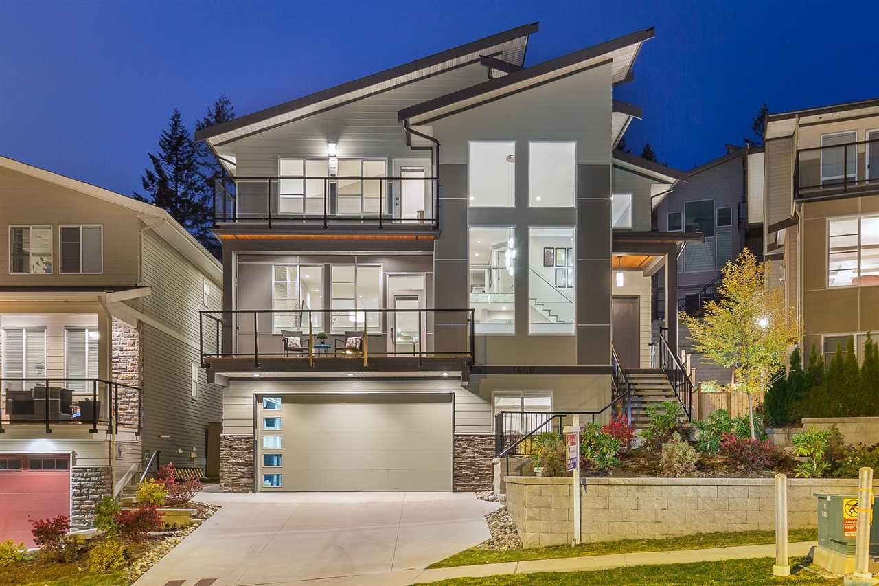 Main Photo: 1406 SHAY STREET in Coquitlam: Burke Mountain House for sale : MLS®# R2220852