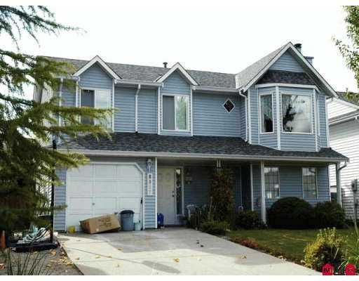 Main Photo: 8957 213TH ST in Langley: Walnut Grove House for sale : MLS®# F2618110