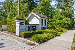 "Photo 2: 24 14888 62 Avenue in Surrey: Sullivan Station Townhouse for sale in ""Eton"" : MLS®# R2590973"