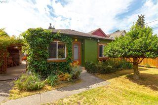 Photo 1: 3011 Cedar Hill Rd in VICTORIA: Vi Oaklands House for sale (Victoria)  : MLS®# 792225