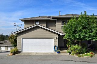 Photo 1: 1115 CLERIHUE Road in Port Coquitlam: Citadel PQ Townhouse for sale : MLS®# R2424897