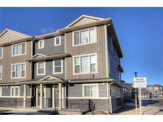 Photo 1: 199 Panatella Square NW in Calgary: Panorama Hills Townhouse for sale : MLS®# C3646555