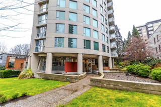 Photo 2: 707 1277 Nelson Street in Vancouver: West End VW Condo for sale (Vancouver West)  : MLS®# R2140105