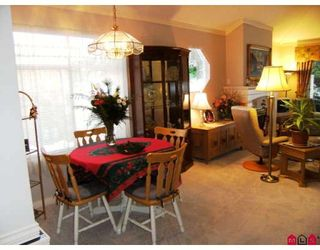 "Photo 5: 79 2500 152ND Street in Surrey: King George Corridor Townhouse for sale in ""PENINSULA VILLAGE"" (South Surrey White Rock)  : MLS®# F2833818"