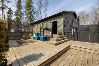 Photo 35: 857 West Cove Drive: Rural Lac Ste. Anne County House for sale : MLS®# E4241685