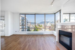 Photo 7: 603 1405 W 12TH AVENUE in Vancouver: Fairview VW Condo for sale (Vancouver West)  : MLS®# R2485355