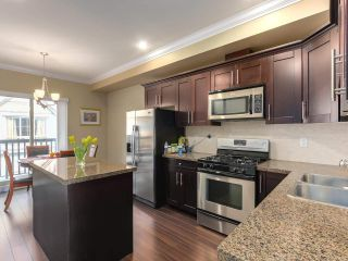 """Photo 5: 13 9688 KEEFER Avenue in Richmond: McLennan North Townhouse for sale in """"CHELSEA ESTATES"""" : MLS®# R2319779"""