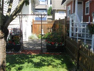 "Photo 2: 2 13160 PRINCESS Street in Richmond: Steveston South Townhouse for sale in ""LONDON LANDING"" : MLS®# V1076841"
