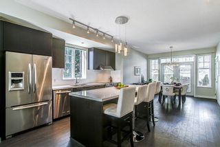 """Photo 2: 46 3461 PRINCETON Avenue in Coquitlam: Burke Mountain Townhouse for sale in """"BRIDLEWOOD II"""" : MLS®# R2053768"""