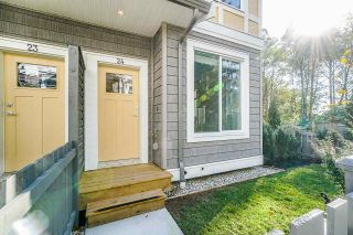 """Photo 4: 24 9688 162A Street in Surrey: Fleetwood Tynehead Townhouse for sale in """"CANOPY LIVING"""" : MLS®# R2513628"""