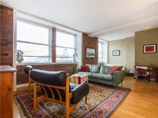 """Main Photo: 502 233 ABBOTT Street in Vancouver: Downtown VW Condo for sale in """"ABBOTT PLACE"""" (Vancouver West)  : MLS®# V1112687"""