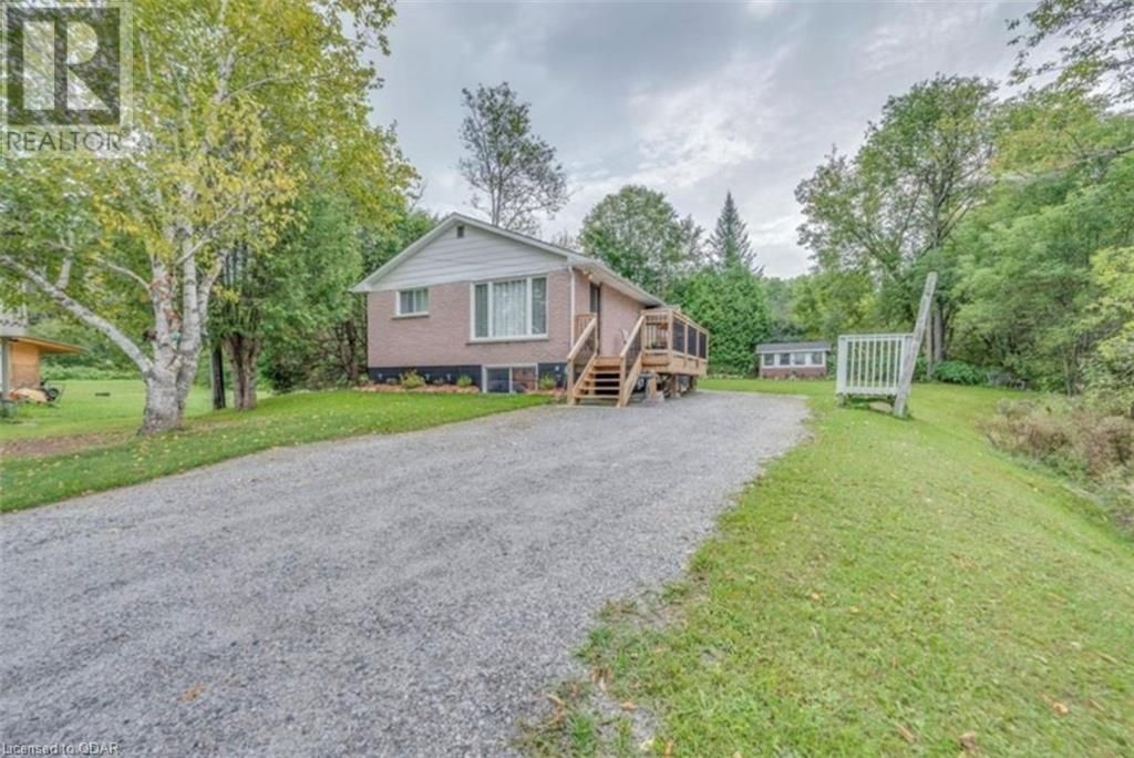 Main Photo: 29796 HIGHWAY 62 N in Bancroft: House for sale : MLS®# 40174459