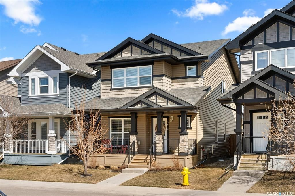 Main Photo: 3672 Green Bank Road in Regina: Greens on Gardiner Residential for sale : MLS®# SK851536